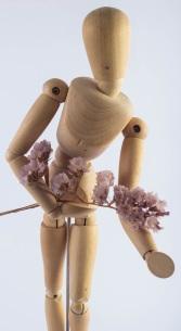 corps fleur
